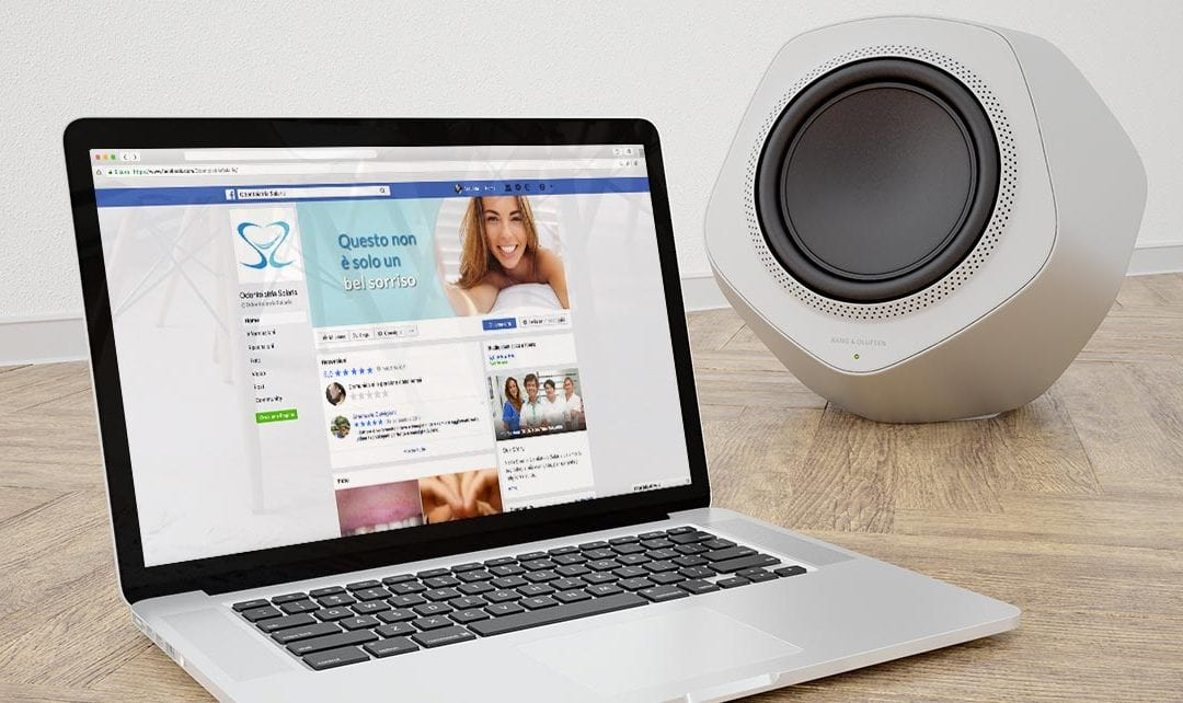 Facebook per marketing odontoiatrico: a cosa serve?