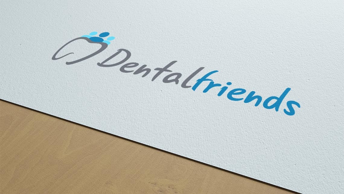 logo-dentista-dental-friends