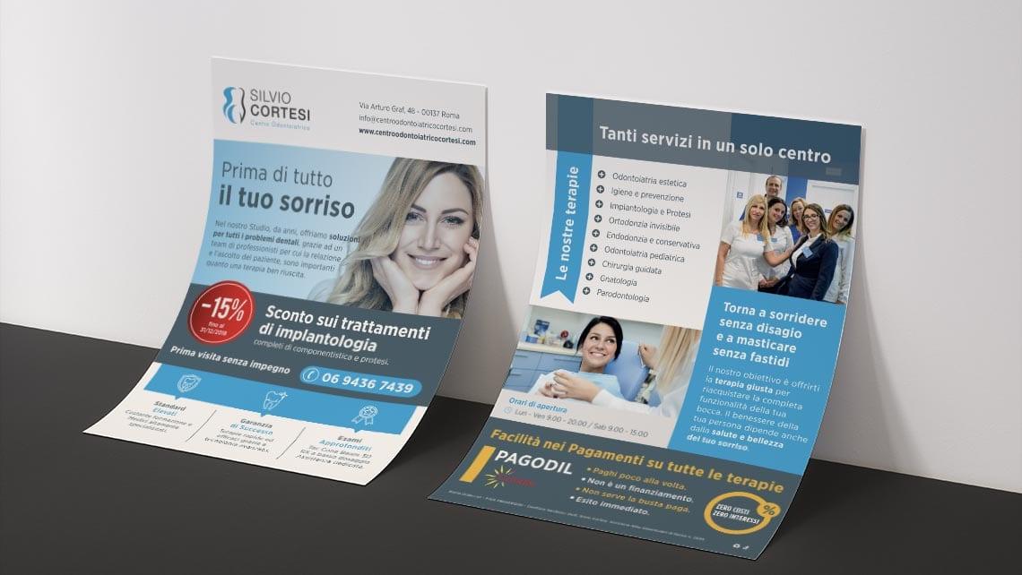 volantini-studio-dentistico-cortesi